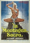 Holy Mountain Original Italian 4 sheet