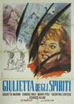 Juliet Of The Spirits Italian 2 Sheet