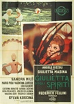 Juliet Of The Spirits Italian 4 Sheet