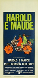 Harold And Maude Original Italian Locandina