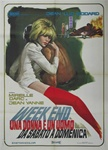 Week End Original Italian 2 Sheet