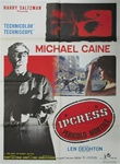 Ipcress File Original Italian 2 Sheet
