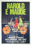 Harold And Maude Italian 4 Sheet