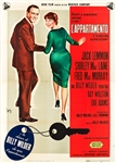 The Apartment Italian 4 Sheet