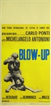 Blow Up Original Italian Locandina