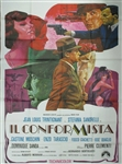 The Conformist Italian 4 Sheet