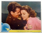 Clock Original US Lobby Card
