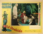 Wild Orchids Original US Lobby Card