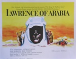 Lawrence of Arabia Original US Lobby Card Set of 8