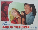 Ace In the Hole Original US Lobby Card