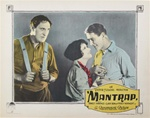 Mantrap Original US Lobby Card