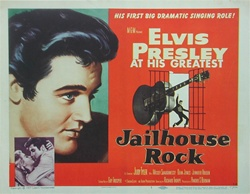 Jailhouse Rock Original US Lobby Card Set of 8