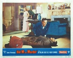 Dial M For Murder Original US Lobby Card Set of 8