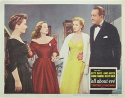 All About Eve Original US Lobby Card