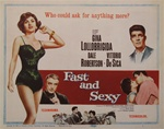 Fast And Sexy Original US Title Lobby Card