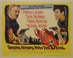Shake Hands With The Devil Original US Title Lobby Card