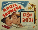 April Showers Original US Title Lobby Card