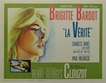 La Verite Original US Lobby Card Set of 8