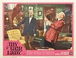 My Fair Lady Original US Lobby Card
