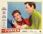 The Furies Original US Lobby Card