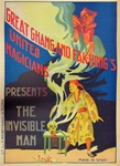 The Invisible Man Original Magic Poster