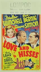 Original Mini Window Cards Love and Hisses