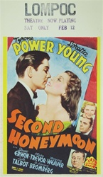 Original Mini Window Cards Second Honeymoon
