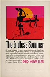 The Endless Summer US Independent Release Poster