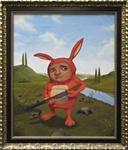 Scott Musgrove The Great Hunt Original Painting