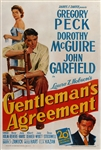 Gentleman's Agreement Original US One Sheet