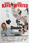 On The Double Original US One Sheet