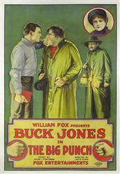 The Big Punch Original US One Sheet