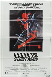 The Stunt Man Original US One Sheet