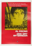 Dog Day Afternoon Original US One Sheet