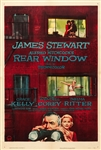 Rear Window US One Sheet