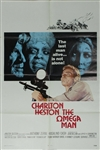 The Omega Man Original US One Sheet