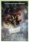 Star Wars Empire Strikes Back US Original One Sheet