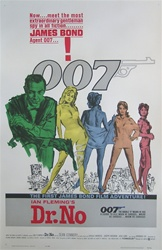 Dr. No US One Sheet