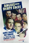 Angels With Dirty Faces Original US One Sheet