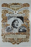 Darling Lili Original US One Sheet