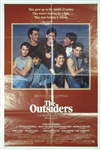 The Outsiders Original US One Sheet