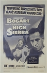 High Sierra Original US One Sheet