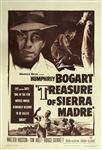 The Treasure of the Sierra Madre Original US One Sheet