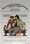 The Sting Original US One Sheet