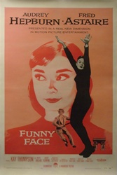 Funny Face Original US One Sheet