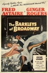 The Barkleys of Broadway Original US One Sheet