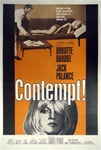 Contempt Original US One Sheet