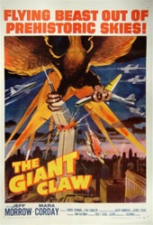 The Giant Claw Original US One Sheet