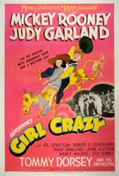 Girl Crazy Original US One Sheet