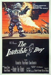 Invisible Boy Original US One Sheet